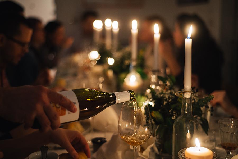 Gozba vino